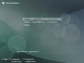 OpenSUSE_boot screen