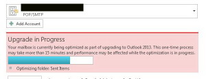 Upgrading-Office 2010-to-2013-started-outlook