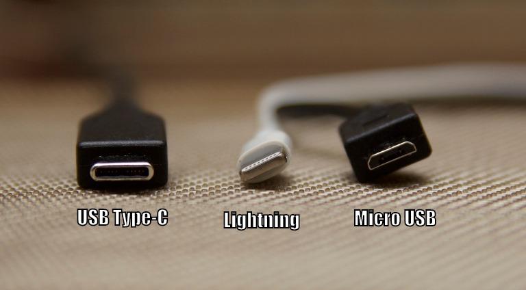 USB comparison